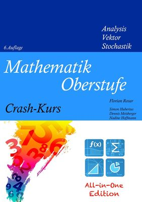 Mathematik Oberstufe Crash-Kurs All-in-One
