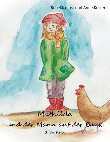 Mathilda und der Mann auf der Bank