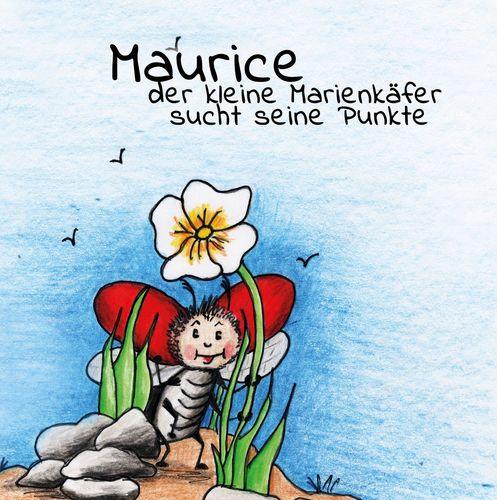 Maurice der kleine Marienkäfer sucht seine Punkte