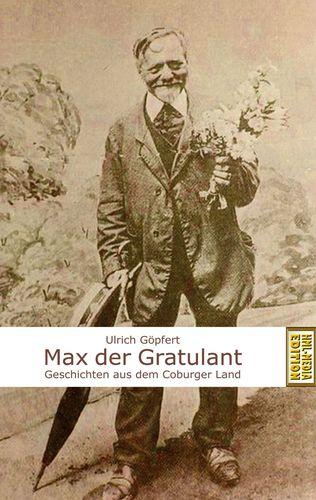Max der Gratulant