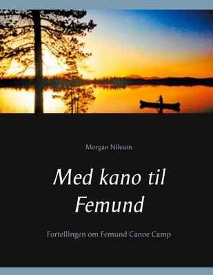 Med kano til Femund
