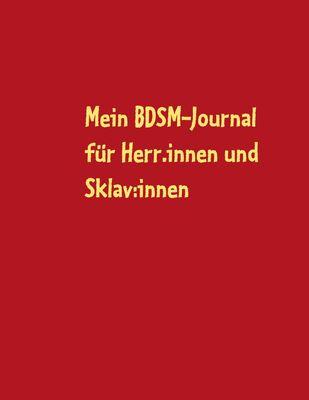 Mein BDSM-Journal