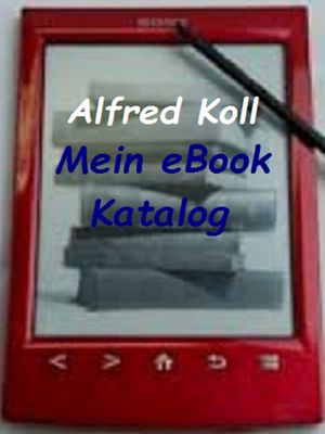 Mein eBook - Katalog