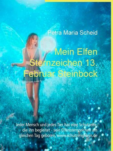 Mein Elfen Sternzeichen 13. Februar Steinbock