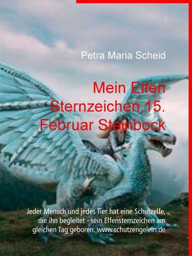 Mein Elfen Sternzeichen 15. Februar Steinbock