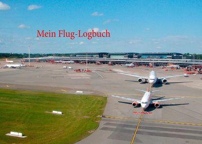 Mein Flug-Logbuch