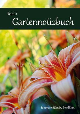Mein Gartennotizbuch
