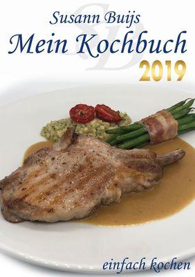 Mein Kochbuch - Edition 2019