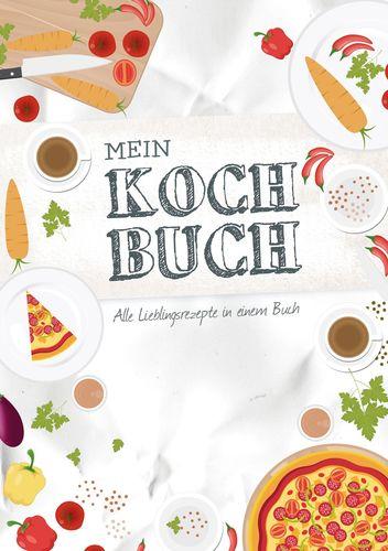 Mein Kochbuch zum Selberschreiben
