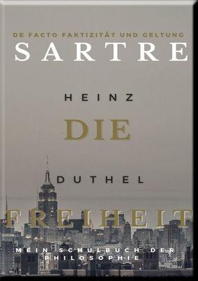 Mein Schulbuch der Philosophie . Jean-Paul Sartre