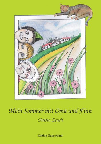 Mein Sommer mit Oma und Finn