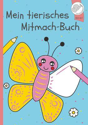Mein tierisches Mitmach-Buch