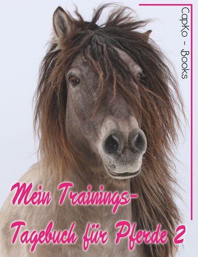 Mein Trainings-Tagebuch für Pferde 2