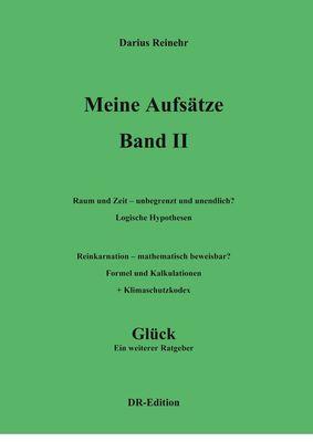 Meine Aufsätze Band II