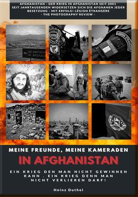 Meine Freunde, meine Kameraden in Afghanistan
