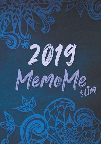 MemoMe. Planer 2019 slim