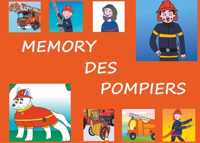 MEMORY DES POMPIERS