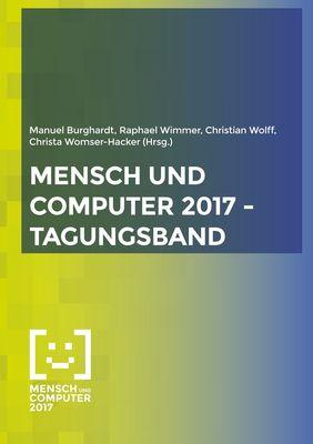 Mensch und Computer 2017 - Tagungsband