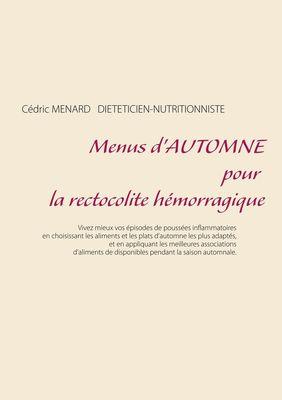 Menus d'automne pour la rectocolite hémorragique