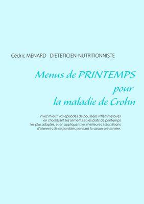 Menus de printemps pour la maladie de Crohn