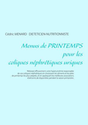 Menus de printemps pour les coliques néphrétiques uriques