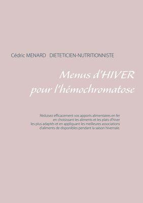 Menus d'hiver pour l'hémochromatose