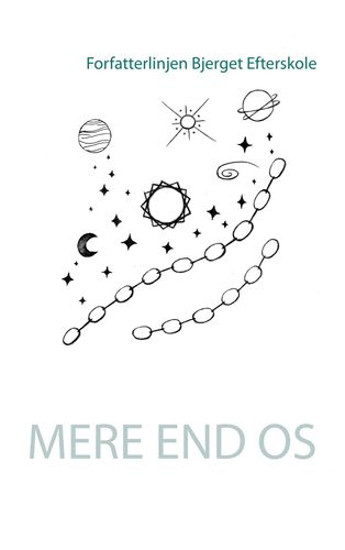 Mere end os