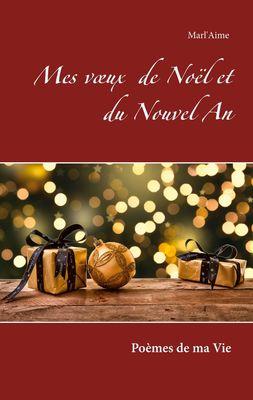 Mes voeux de Noël et du Nouvel An