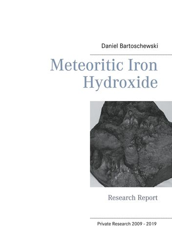 Meteoritic Iron Hydroxide