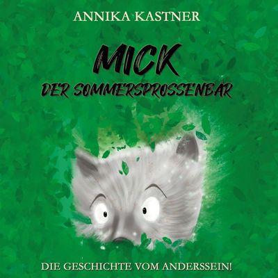 Mick - der Sommersprossenbär