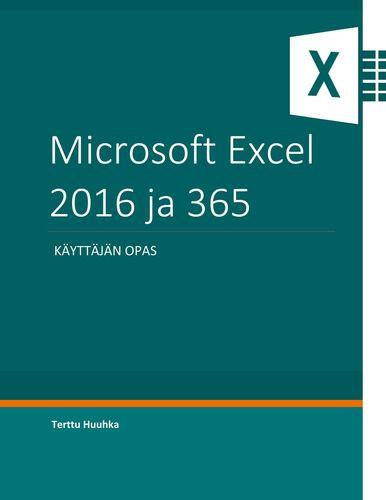 Microsoft Excel 2016 ja 365