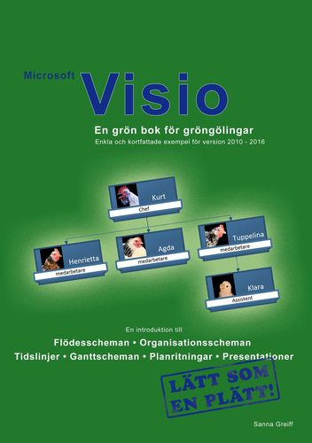 Microsoft Visio - En grön bok för gröngölingar