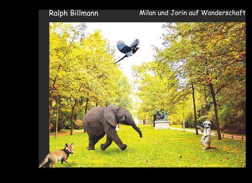 Milan und Jorin auf Wanderschaft