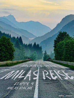 Milas Reise - Etappe 4