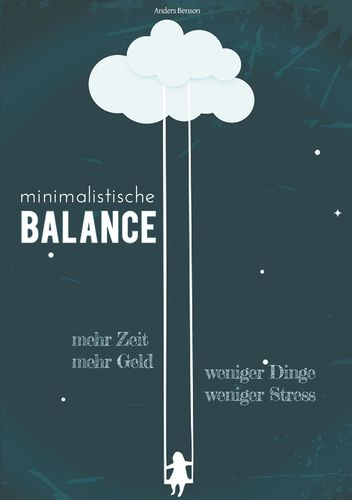 minimalistische Balance