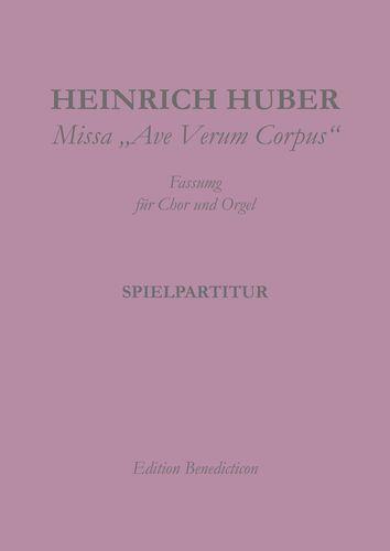 Missa Ave Verum Corpus