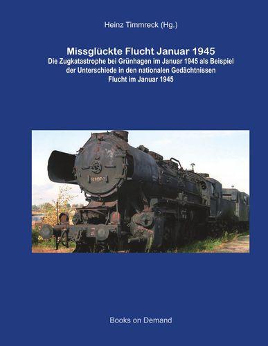 Missglückte Flucht Januar 1945