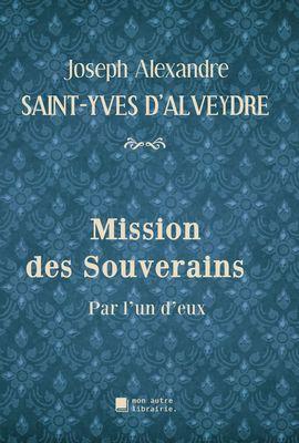 Mission des Souverains