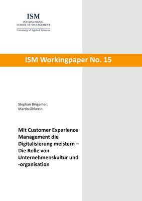 Mit Customer Experience Management die Digitalisierung meistern