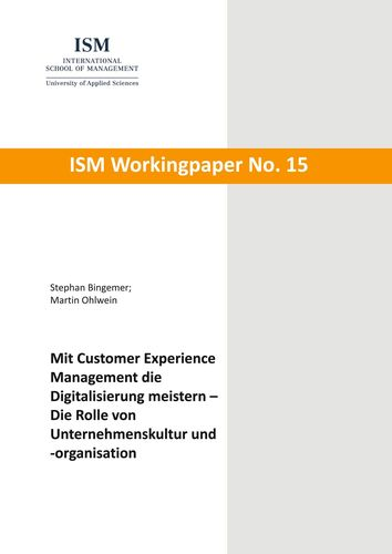 Mit Customer Experience Management die Digitalisierung meistern