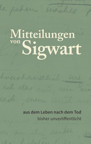Mitteilungen von Sigwart