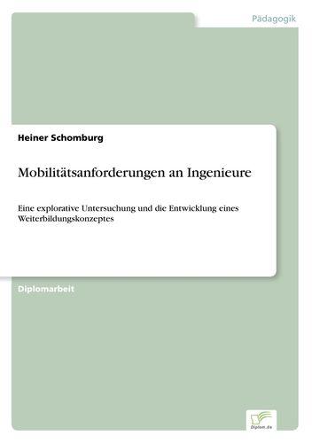 Mobilitätsanforderungen an Ingenieure