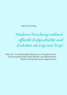 Moderne Forschung entlarvt offizielle Erdgeschichte und Evolution als Lug und Trug!
