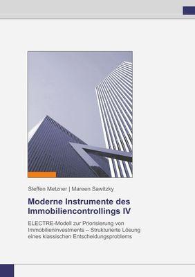 Moderne Instrumente des Immobiliencontrollings IV