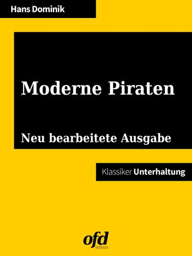 Moderne Piraten
