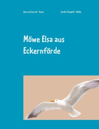 Möwe Elsa aus Eckernförde