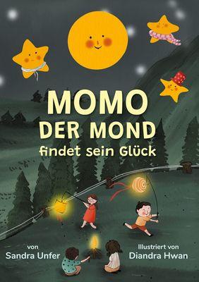 Momo der Mond findet sein Glück
