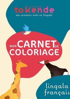 Mon Carnet de Coloriage | Apprendre les Noms d'Animaux | Lingala Français