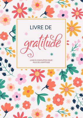 Mon Livre De Gratitude