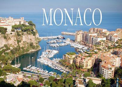 Monaco - Ein kleiner Bildband
